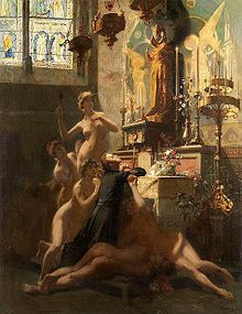Prayer against temptation by G. Surand (priv.coll.).jpg