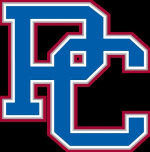 2016 Presbyterian Blue Hose football team - Image: Presbyterian College logo