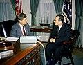 President John F. Kennedy Meets with The Aga Khan IV, Prince Karim al-Husseini (07).jpg