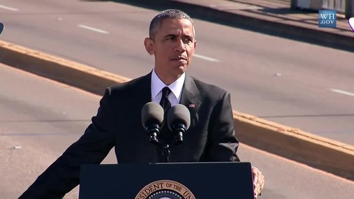 File:President Obama Delivers Remarks on the 50th Anniversary of the Selma Marches.webm