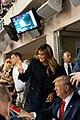 President Trump at the World Series Game (48975694627).jpg