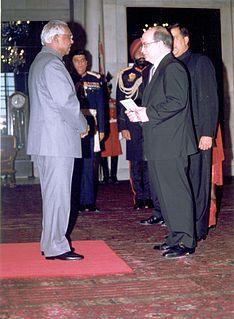 Nabil Talhouni Jordanian diplomat