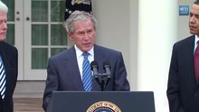 Archivo: Presidentes Obama, Bush y Clinton- Help for Haiti.webm