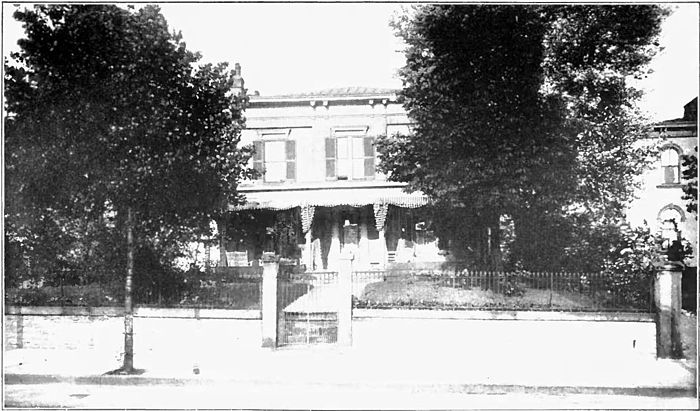 Presidents Taft William H birthplace.jpg