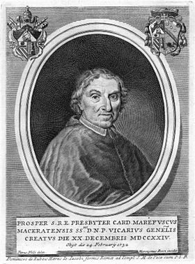 Image illustrative de l'article Prospero Marefoschi