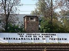 Durchgangslager Pruszków: Tędy przeszła Warszawa