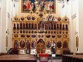 Przemyśl, kościół p.w. Serca Jezusowego, ob. katedra greko-kat., 1627-1678, 1760, 1903-1904 - wnętrze.JPG