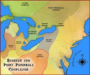 Saugeen Complex - Point Peninsula and Saugeen Complexes