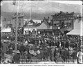 Public obstacle course race in downtown Dawson, Yukon Territory, May 24, 1900 (AL+CA 2753).jpg