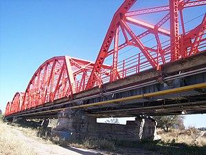 Puente carretero Santiago del Estero - La Banda 4