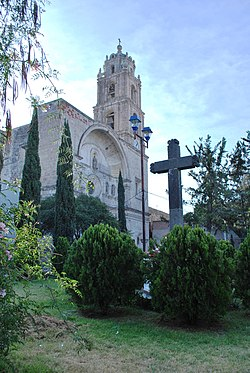 Parish of Purísima Concepción