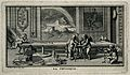 Putti deprive a bird of air in a vacuum experiment, one play Wellcome V0007503.jpg