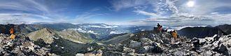 Canigou - Image: Pyrenees Canigou Summit
