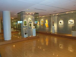 Quad City International Airport - Art Gallery