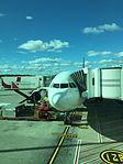 Qantas A330 VH-EBM at MEL (26532799090).jpg