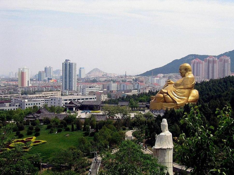 Qianfoshanpark