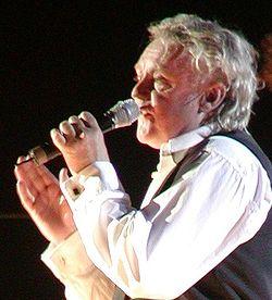 Roger Taylor en 2005.