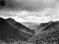 Queensland State Archives 2168 Mt Widgee and Lost World Lamington National Park c 1945.png