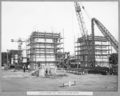 Queensland State Archives 3464 South anchor pier progress on pier shafts Brisbane 16 April 1937.png