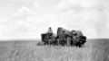 Queensland State Archives 4127 AutoHeader commencing a round Zeisemer Brothers Bongeen November 1934.png