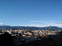 Quetzaltenango skyline 2009.JPG