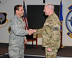 RAF flight sergeant recognized for building outstanding relations between 67th SOS, UK 121207-F-FE537-100.jpg