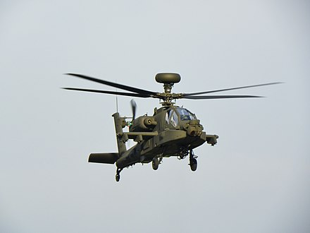 Taiwanese AH-64E in 2014 ROCA AH-64E 810 Taking off from ROCMA Ground 20140531d.jpg