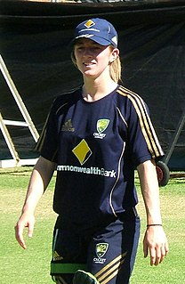 Rachael Haynes Australian womens cricketer