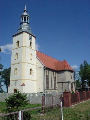 Radzowice - Image: Radzowice kosciol