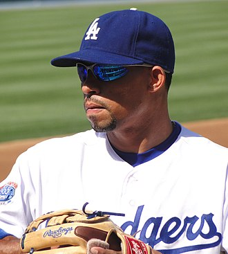 Rafael Furcal - Furcal with the Los Angeles Dodgers