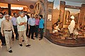 Raghvendra Singh Visits Science And Technology Heritage Of India Gallery With NCSM Dignitaries - Science City - Kolkata 2018-07-20 2567.JPG