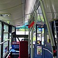 Rail replacement bus, Three Bridges to Horsham 03.jpg