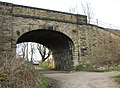 Railway Bridge, Rookes Lane, Hipperholme - geograph.org.uk - 390977.jpg