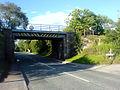 Railway Bridge over A60 - geograph.org.uk - 480778.jpg