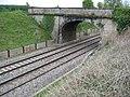Railway bridge at Bredicot - geograph.org.uk - 1292018.jpg