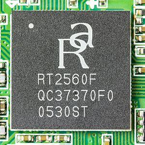 Ralink - Ralink RT2560F on  a WiFi Mini PCI Card