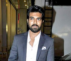 Ram Charan at the grand finale of Indian Idol Junior.jpg