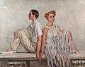 Ranken, William Bruce Ellis; Mr and Mrs John V. Templeton.jpg