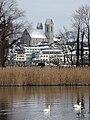 Rapperswil - Stadtpfarrkirche - Obersee - Holzbrücke 2013-01-21 11-24-34 (P7700).JPG