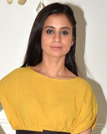 Rasika Dugal at the special screening of the web series Mirzapur.jpg