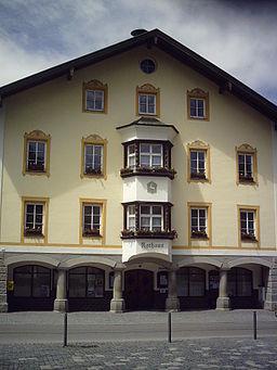 Rathaus Lenggries