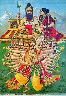 Rakshasa Raja Ravana