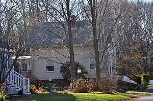 House at 26 Center Avenue - Image: Reading MA 26Center Avenue