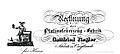 Rechnungskopf der Platina-Feuerzeug-Fabrik von Gottfried Piegler in Schleiz (um 1840).jpg