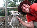 Red Kangaroo and Me - Flickr - GregTheBusker.jpg