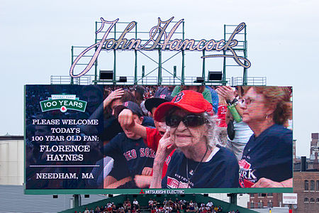 Red Sox Yankees Game Boston July 2012-6.jpg