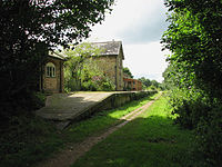 Reepham railway station in 2008.jpg