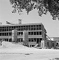 Rehovot Weizmann Institute nieuwbouw op het terrein van het instituut met een , Bestanddeelnr 255-3891.jpg