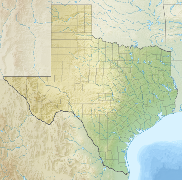 Файл:Relief map of Texas.png