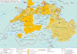 Religion map of Switzerland in 1530 - de.png
